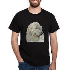 Cream Labradoodle #3 T-Shirt