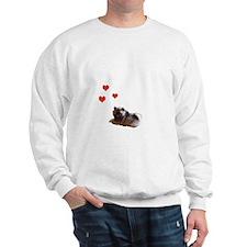 Unique Keeshonden Sweatshirt