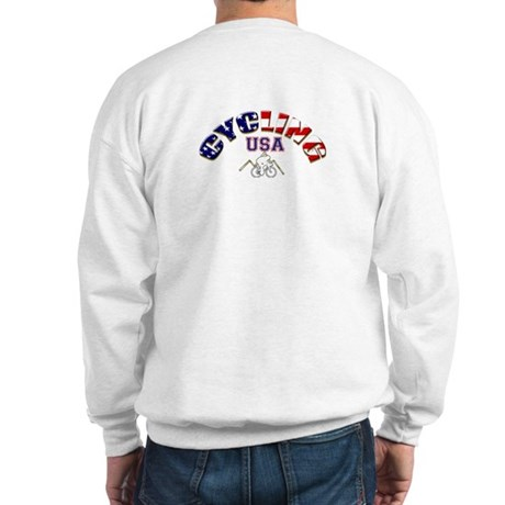 USA Cycling Sweatshirt