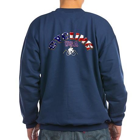 USA Cycling Sweatshirt (dark)
