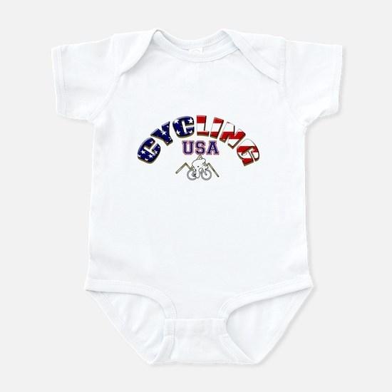 USA Cycling Infant Bodysuit