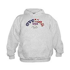 USA Cycling Hoodie