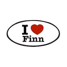 I love Finn Patches