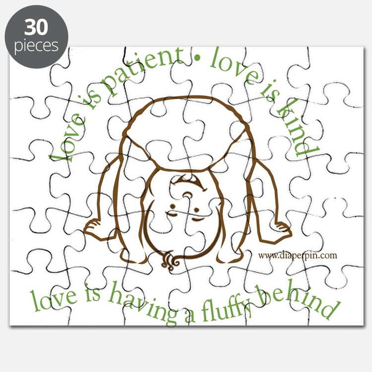 Cute Cloth diapers Puzzle
