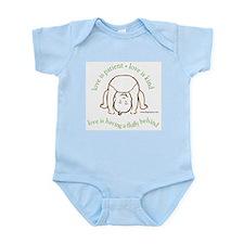 Unique Cloth diaper Infant Bodysuit