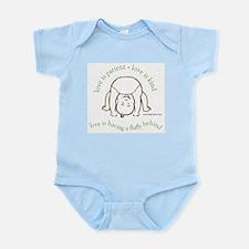 Cute Cloth diapers Infant Bodysuit