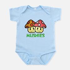 Mushies Infant Bodysuit