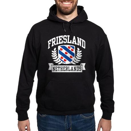Friesland Netherlands Hoodie (dark)