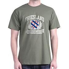 Friesland Netherlands T-Shirt