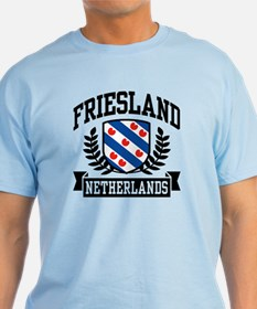 Friesland Netherlands T-Shirt