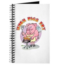 When Pigs Fry (Fly) Journal