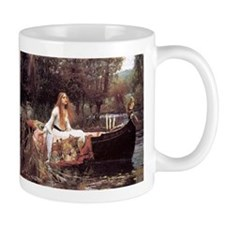 Lady of Shalott Small Mug