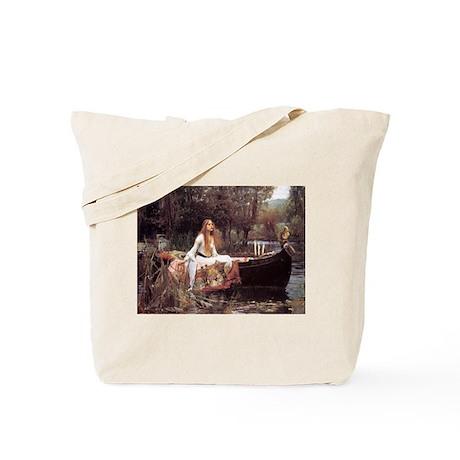 Lady of Shalott Tote Bag