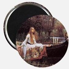 Lady of Shalott Magnet