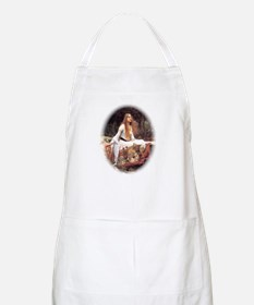 Lady of Shalott Apron