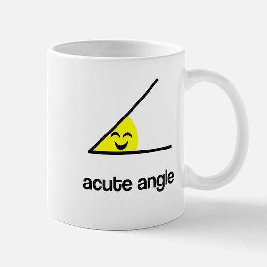Acute a cute angle Mug