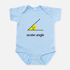 Acute a cute angle Infant Bodysuit