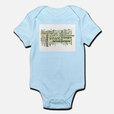 Building Babies Infant Bodysuit