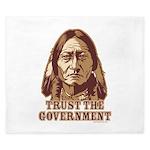 Trust the Government King Duvet