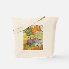 Rural France, Gauguin Tote Bag