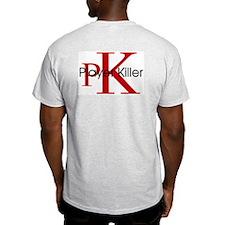 PK: Ash Grey T-Shirt