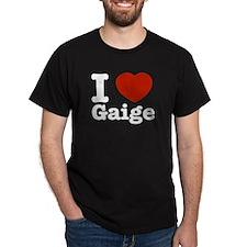 I love Gaige T-Shirt