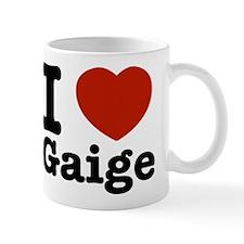 I love Gaige Mug