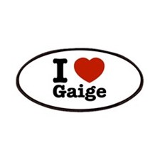 I love Gaige Patches