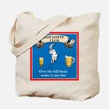 Old Goat's Club Tote Bag