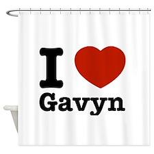 I love Gavyn Shower Curtain