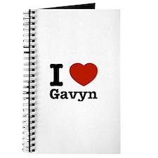 I love Gavyn Journal