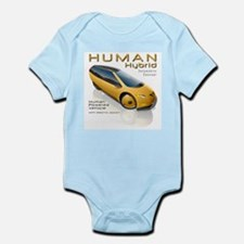 Velomobile Concept Infant Bodysuit