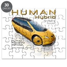 Velomobile Concept Puzzle