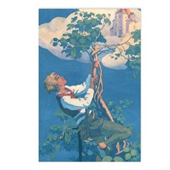 Curtis's Jack & Beanstalk Postcards (Package of 8)