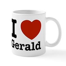 I love Gerald Mug