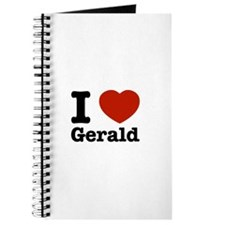 I love Gerald Journal