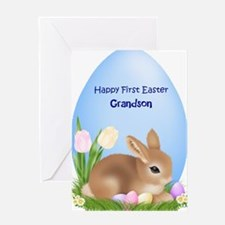 Happy First Easter Grandson