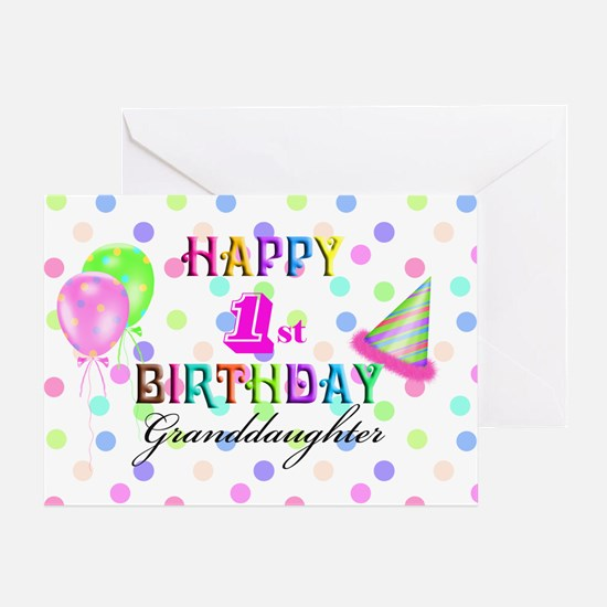 Happy 1st Birthday Granddaughter