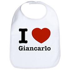 I love Giancarlo Bib