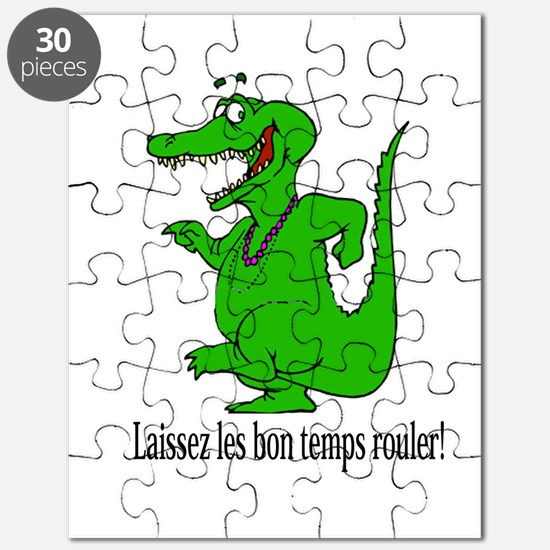 Good Times Roll Puzzle