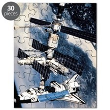 International Space Station Puzzle