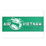 Air Vietnam Postcards (Package of 8)