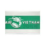 Air Vietnam Rectangle Magnet (100 pack)
