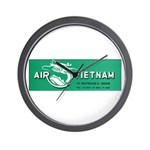 Air Vietnam Wall Clock