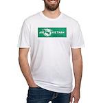Air Vietnam Fitted T-Shirt