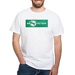 Air Vietnam White T-Shirt