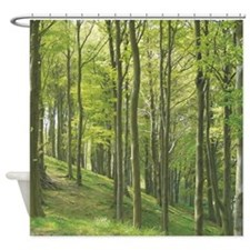 Woodlands Shower Curtain