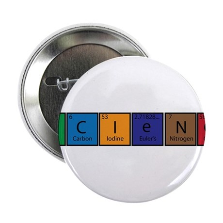 """Science! 2.25"""" Button"""