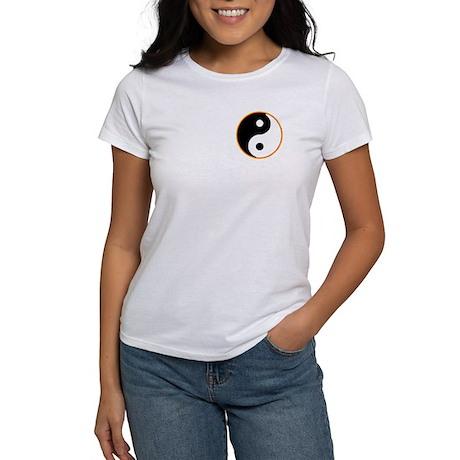 Yin Yang Firering Women's T-Shirt