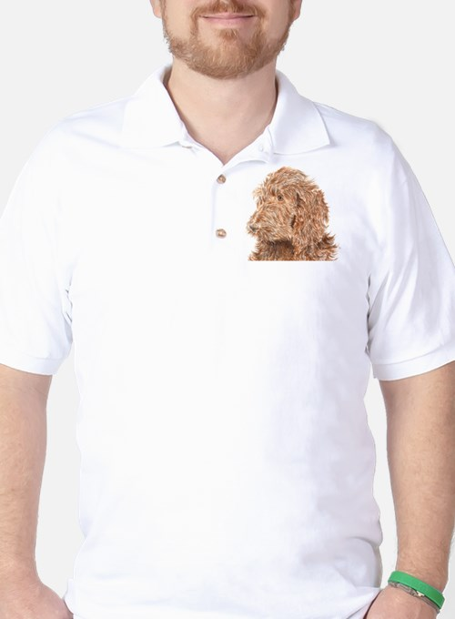 Chocolate Labradoodle 5 T-Shirt
